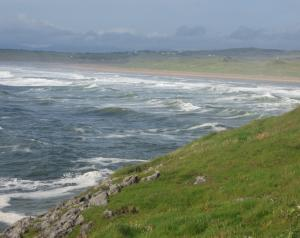 Donegal seashore